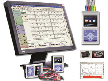HOLTER ECG + SOFTWARE