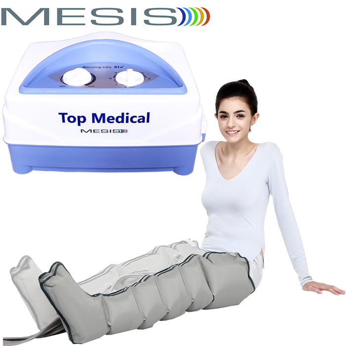 Pressoterapia Mesis Top Medical Six 1 gambale