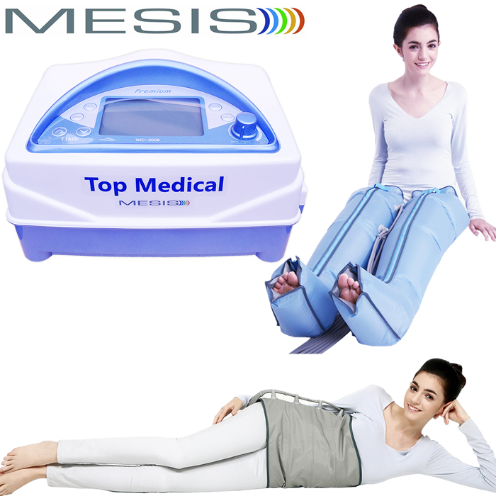 Pressoterapia Mesis Top Medical Premium 2 Gambali CPS+Kit